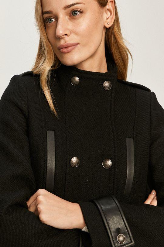 čierna Morgan - Kabát