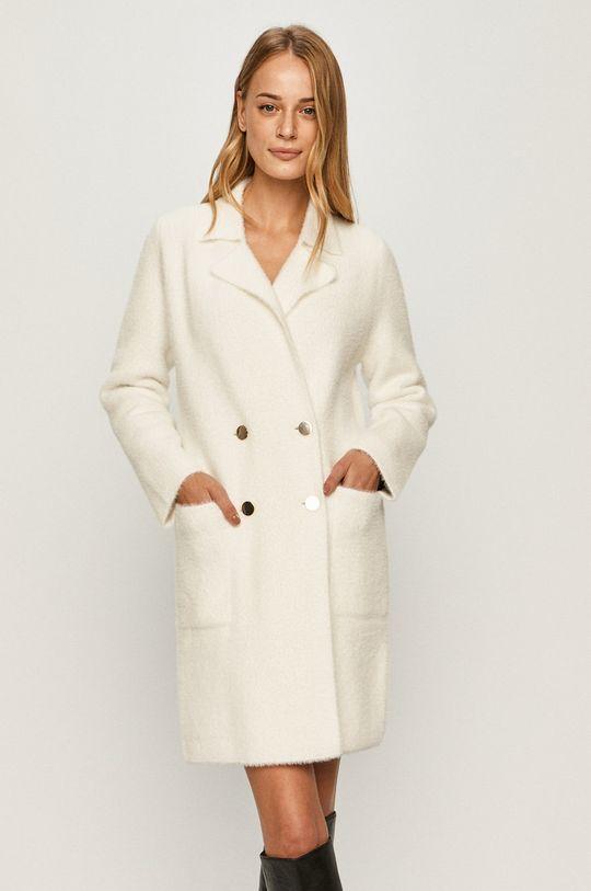 biela Morgan - Kabát Dámsky