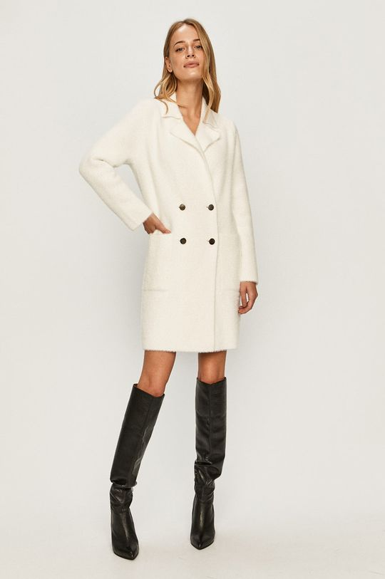 Morgan - Kabát biela