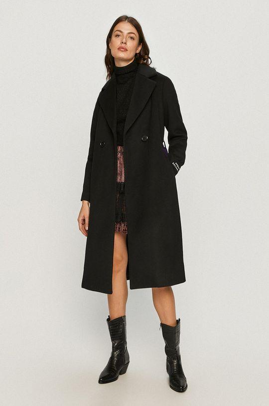 Armani Exchange - Kabát černá