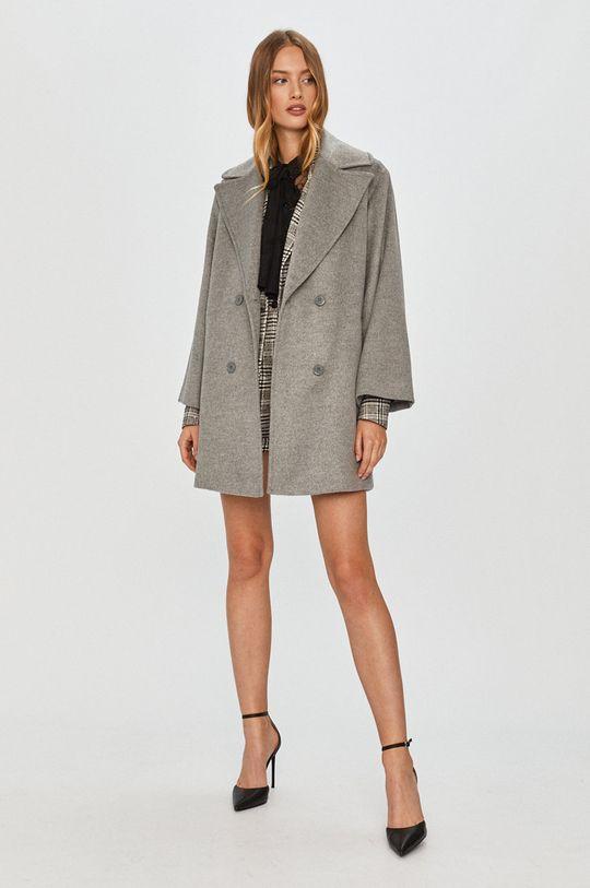 MAX&Co. - Kabát svetlosivá