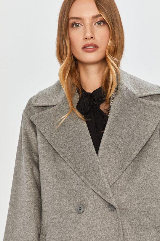 svetlosivá MAX&Co. - Kabát