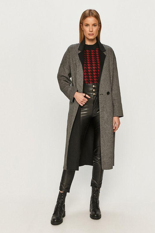 Silvian Heach - Kabát čierna