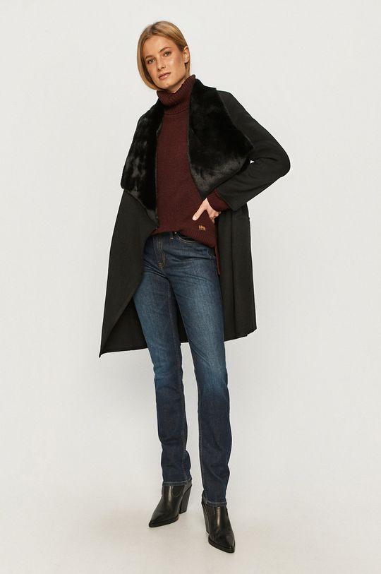 Silvian Heach - Kabát černá