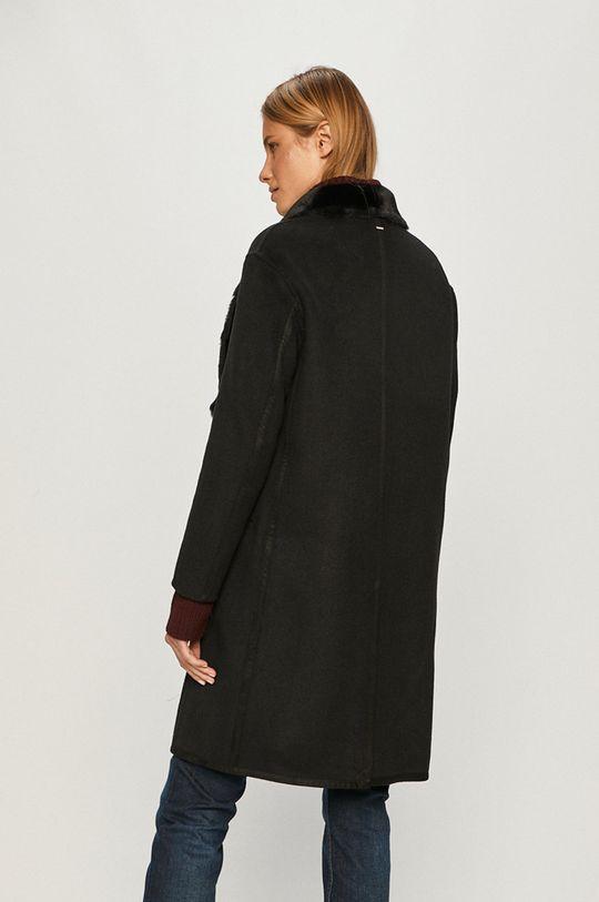 Silvian Heach - Kabát  70% Polyester, 30% Vlna