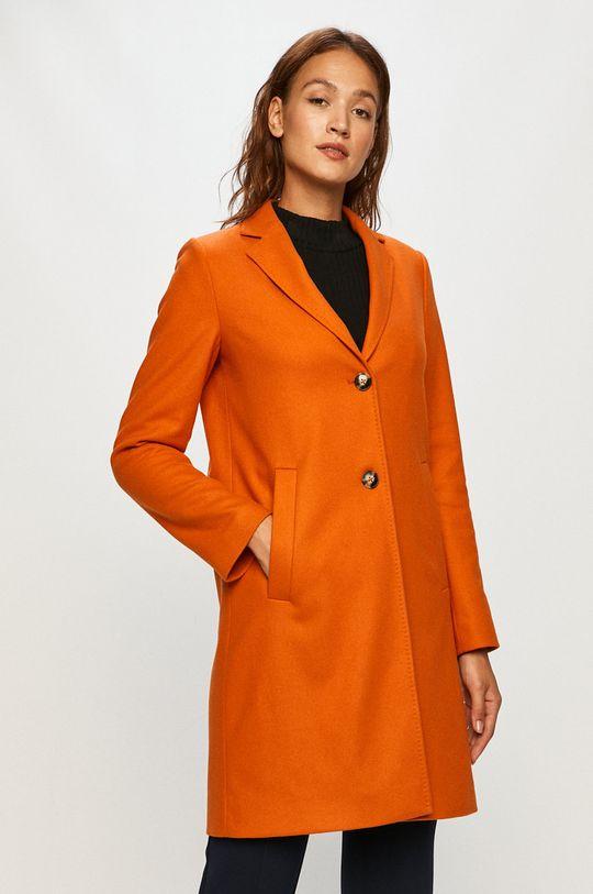 oranžová Marc O'Polo - Kabát Dámsky