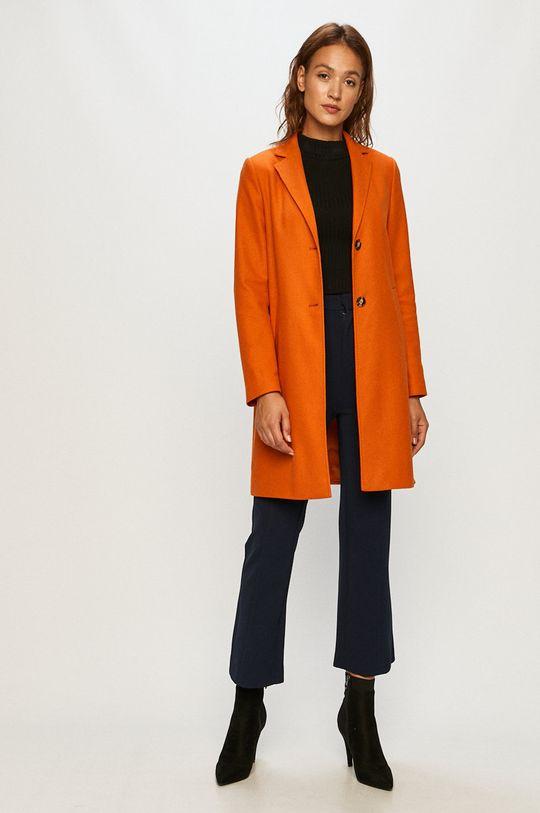 Marc O'Polo - Kabát oranžová