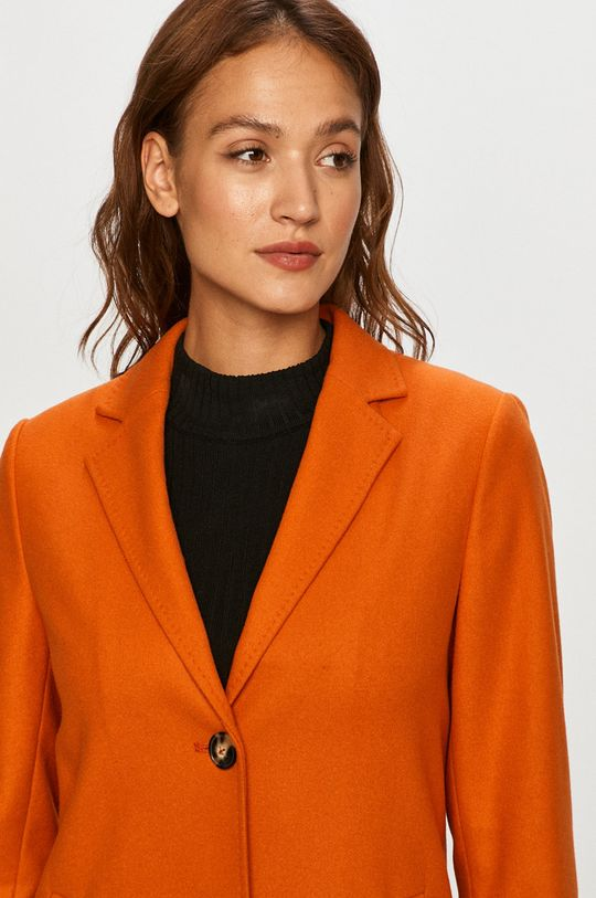 oranžová Marc O'Polo - Kabát