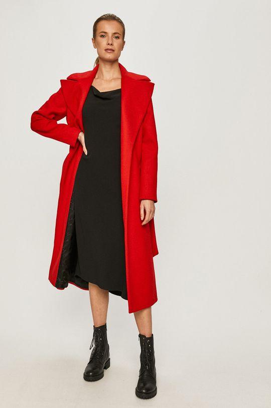 Love Moschino - Kabát červená