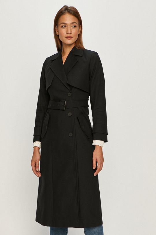 černá AllSaints - Kabát Dámský