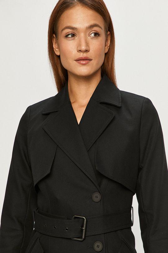 černá AllSaints - Kabát