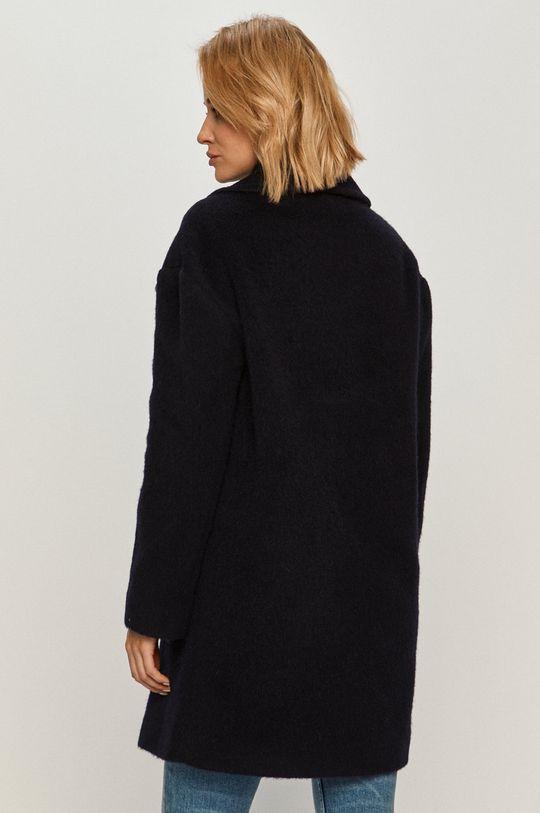 Stefanel - Kabát  Podšívka: 100% Polyester Hlavní materiál: 15% Mohér, 20% Polyamid, 65% Vlna