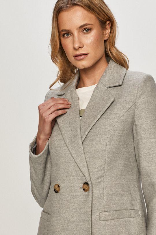svetlosivá Vero Moda - Kabát