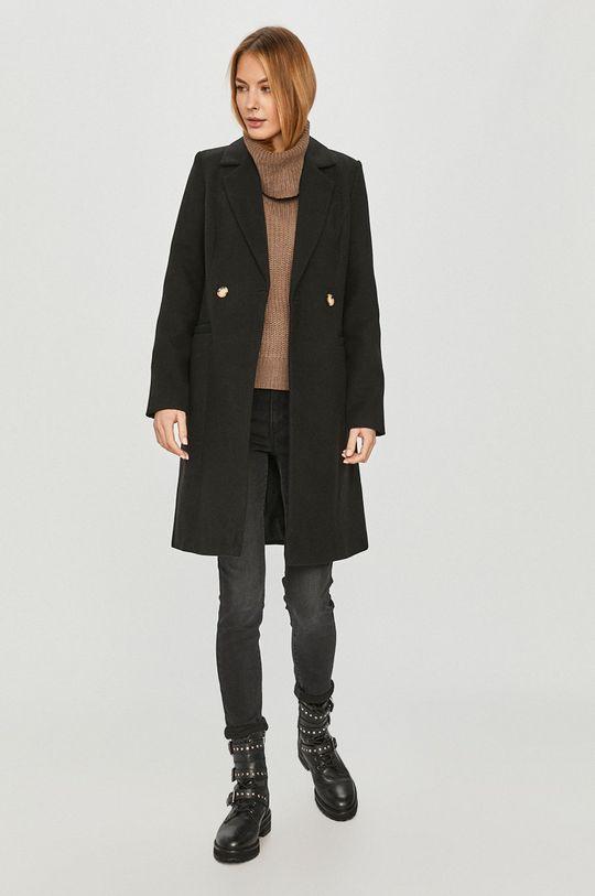 Vero Moda - Kabát čierna