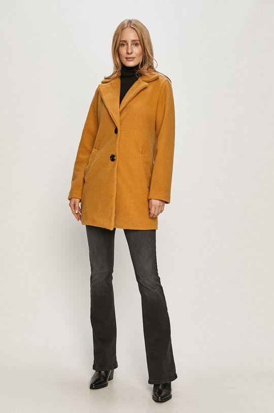 Haily's - Kabát žlutá