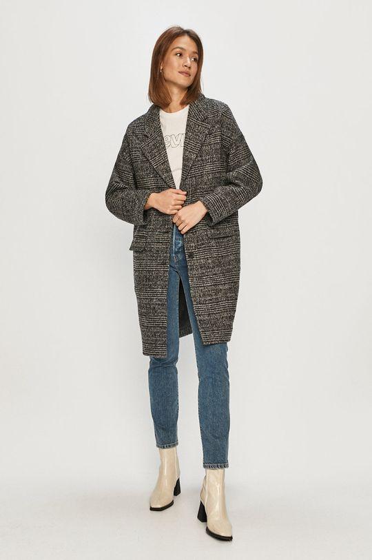 Levi's - Kabát sivá