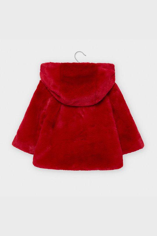 Mayoral - Płaszcz dziecięcy 74-98 cm czerwony