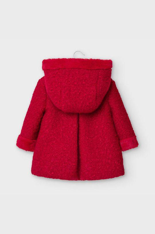 Mayoral - Płaszcz dziecięcy 68-80 cm czerwony