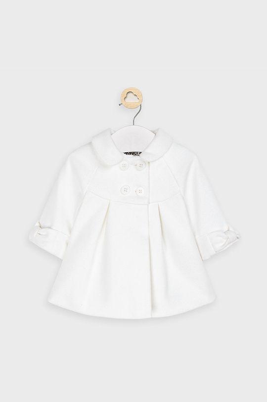 krémová Mayoral - Detský kabát 65-86 cm Dievčenský