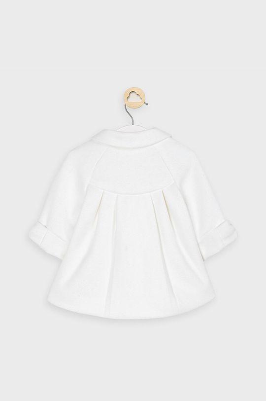 Mayoral - Detský kabát 65-86 cm krémová