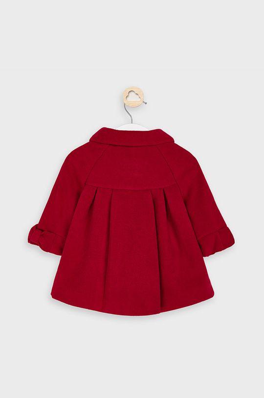 Mayoral - Płaszcz dziecięcy 65-86 cm czerwony