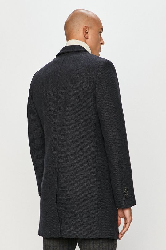Tom Tailor Denim - Kabát  Podšívka: 100% Polyester Hlavní materiál: 2% Polyamid, 77% Polyester, 21% Vlna