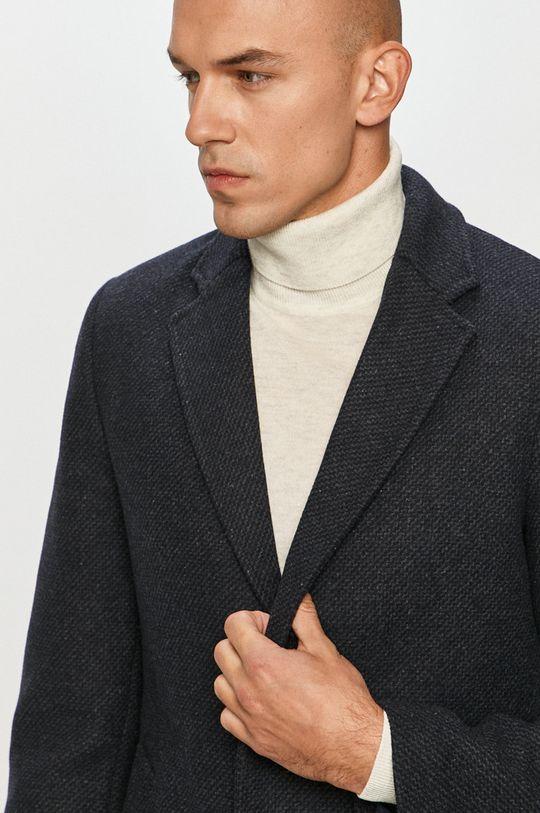 námořnická modř Tom Tailor Denim - Kabát