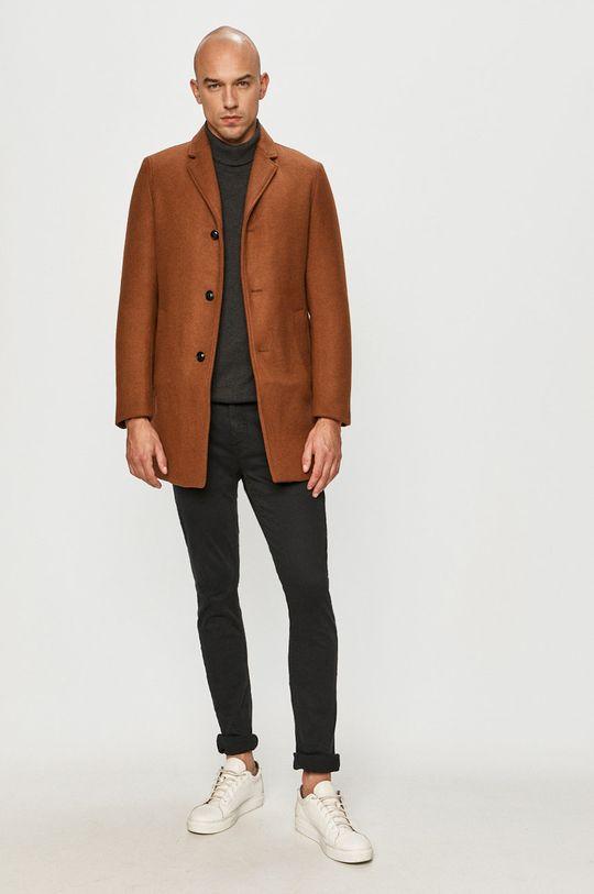 s. Oliver - Płaszcz brązowy