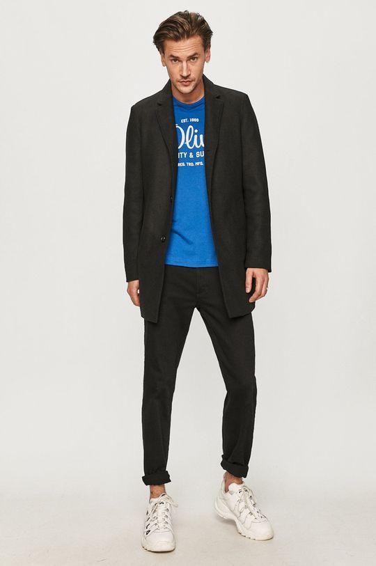 s. Oliver - Kabát černá