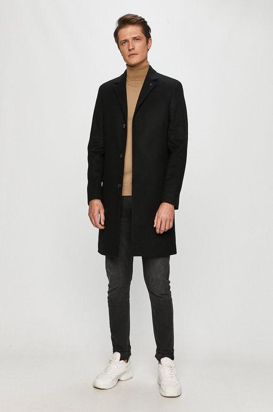 Calvin Klein - Kabát čierna