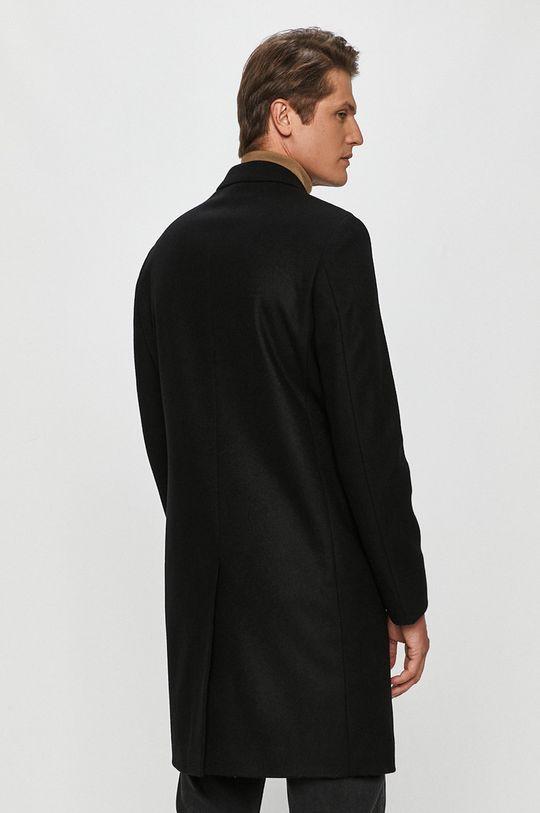Calvin Klein - Kabát  Podšívka: 57% Polyester, 43% Viskóza Základná látka: 15% Kašmír, 85% Vlna