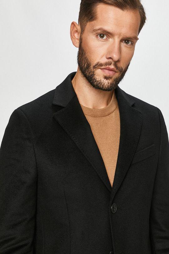 černá Tommy Hilfiger Tailored - Kabát