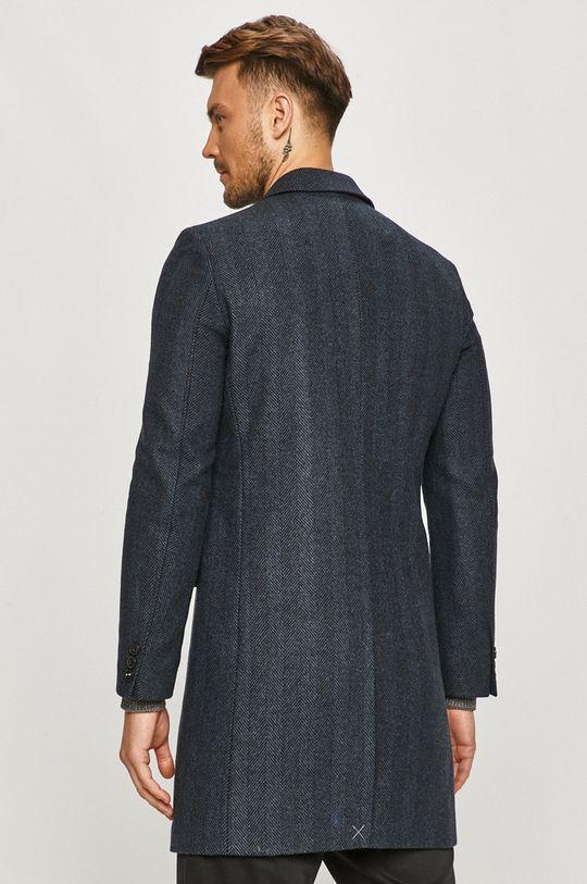 Tommy Hilfiger Tailored - Kabát  10% Nylon, 20% Polyester, 70% Vlna