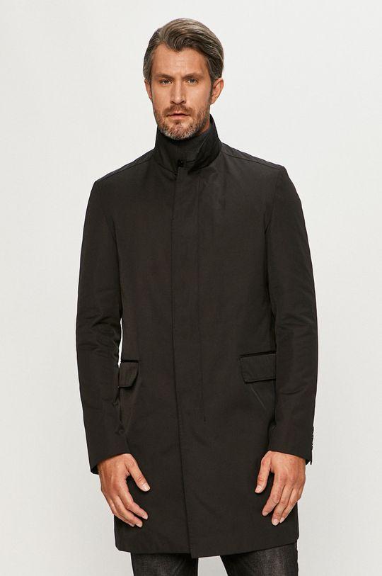černá Strellson - Kabát Pánský