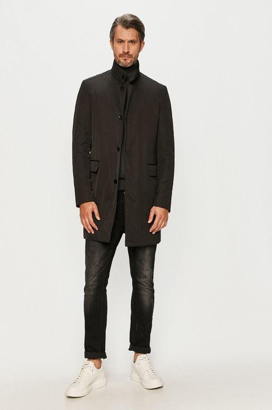Strellson - Kabát černá