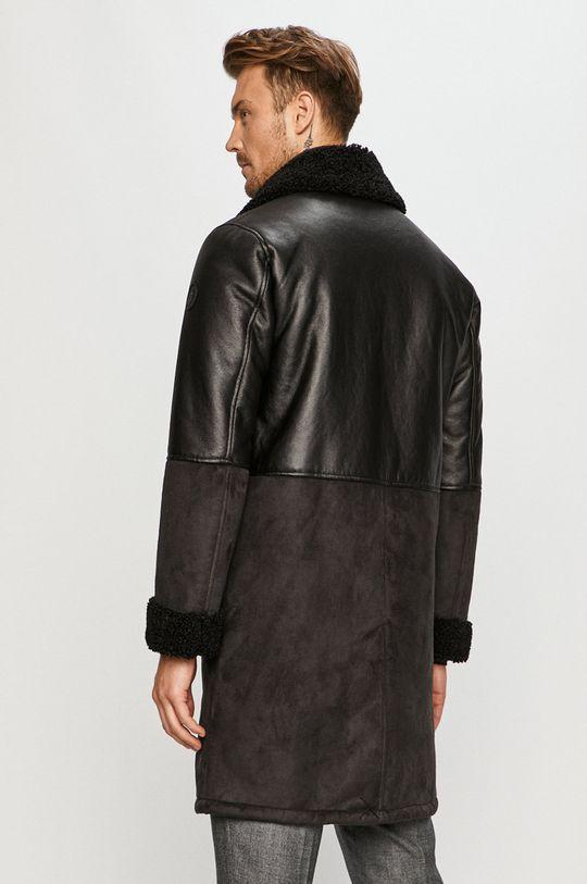 Trussardi Jeans - Kabát  Podšívka: 100% Polyester Materiál č. 1: 100% Polyester Materiál č. 2: 100% Polyuretan