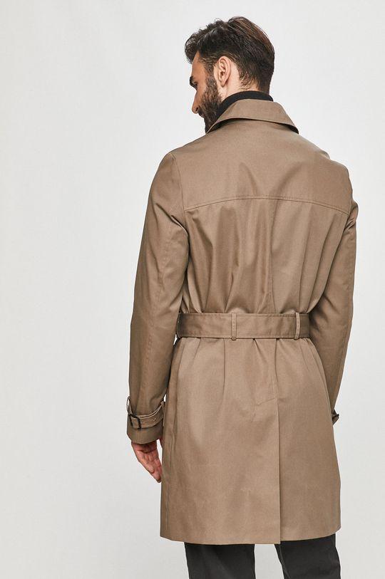 Hugo - Kabát  Podšívka: 54% Polyester, 46% Viskóza Hlavní materiál: 35% Bavlna, 65% Polyester