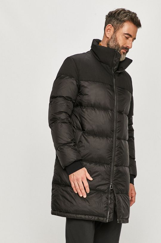 čierna Hugo - Páperová bunda Pánsky