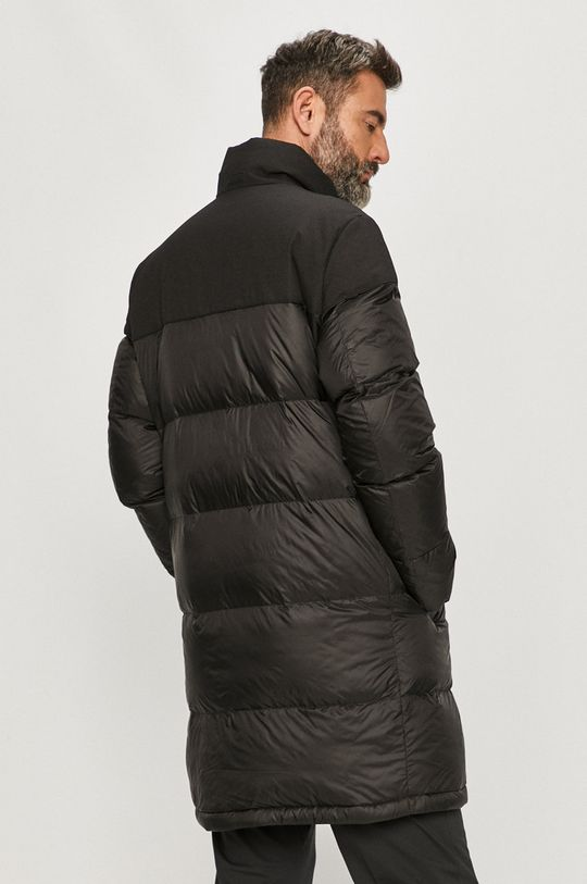 Hugo - Páperová bunda  Podšívka: 100% Polyester Výplň: 20% Páperie, 80% Páperie 1. látka: 100% Polyamid 2. látka: 77% Polyester, 23% Recyklovaný polyester Elastická manžeta: 1% Elastan, 99% Polyamid