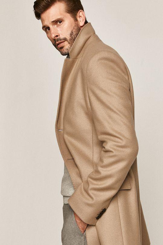 béžová Hugo - Kabát