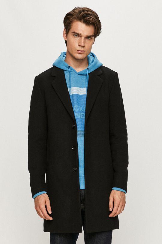 černá Produkt by Jack & Jones - Kabát