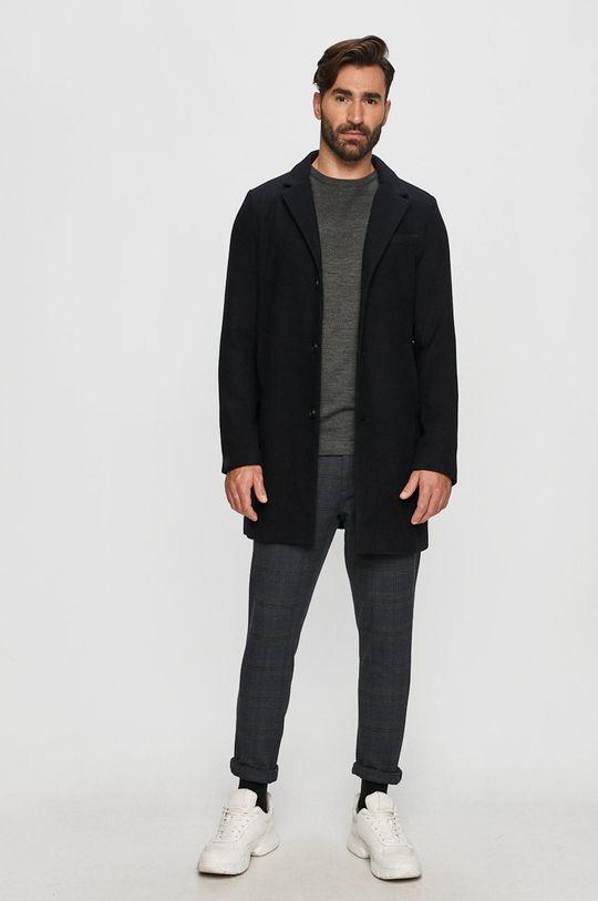 Tailored & Originals - Kabát čierna