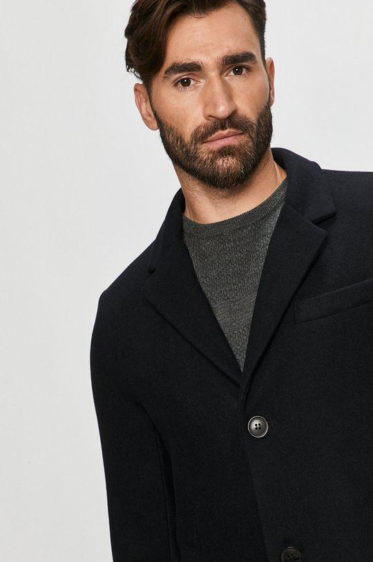 čierna Tailored & Originals - Kabát