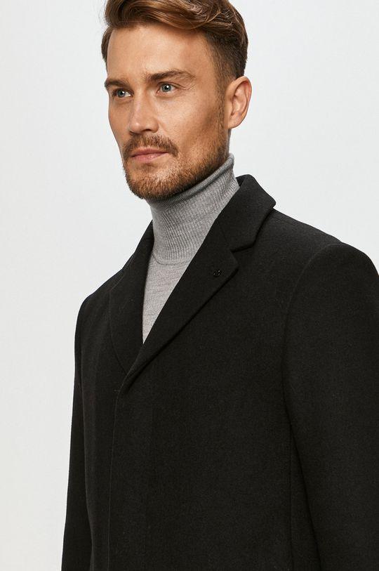 černá Clean Cut Copenhagen - Kabát