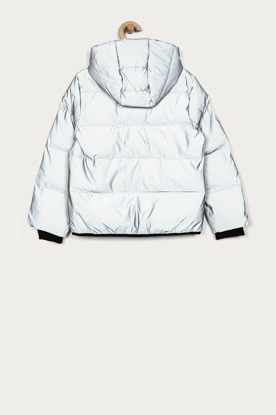 Guess Jeans - Dětská bunda 116-175 cm šedá