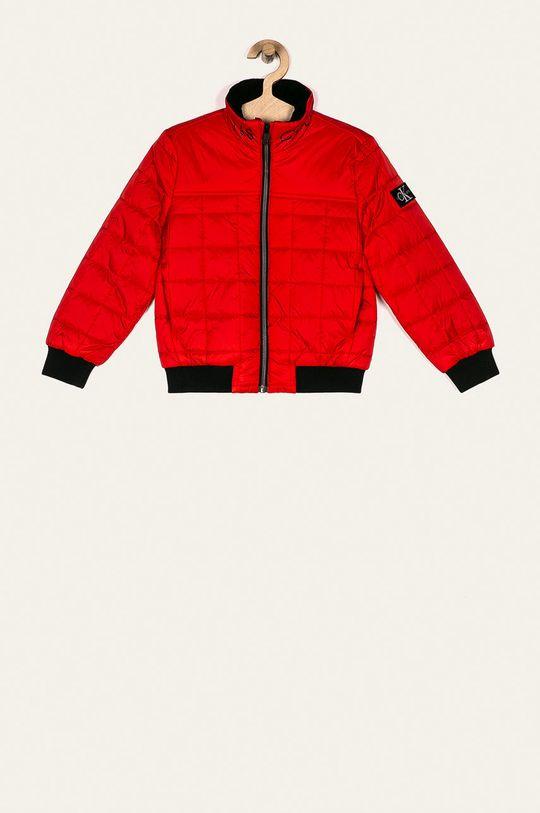 červená Calvin Klein Jeans - Bunda 104-176 cm Chlapčenský