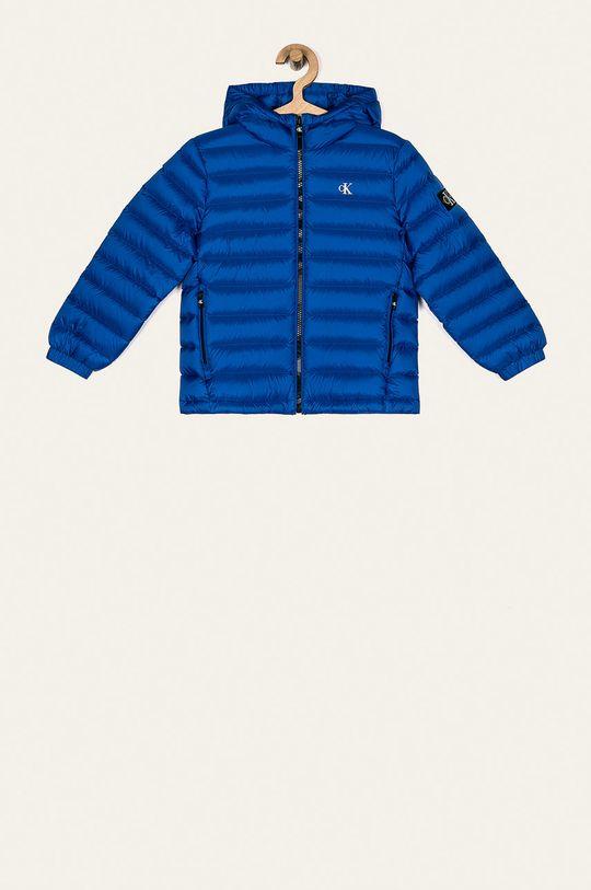 albastru Calvin Klein Jeans - Geaca de puf pentru copii 104-176 cm De băieți