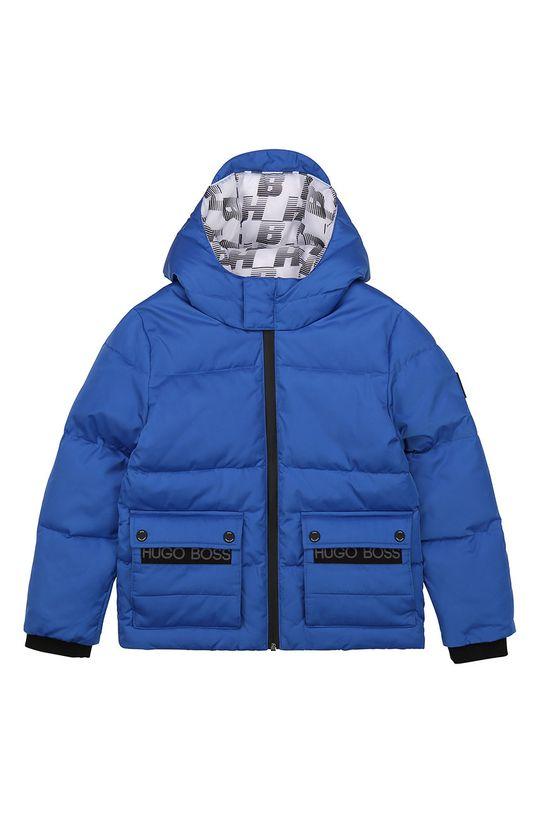 albastru Boss - Geaca copii 116-152 cm De băieți