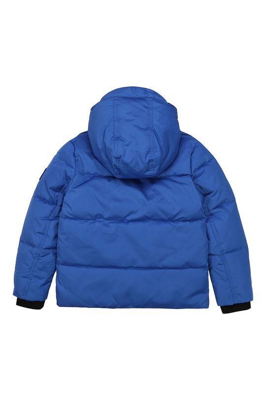 Boss - Geaca copii 116-152 cm albastru