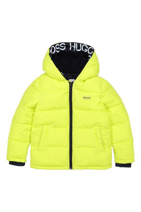 galben – verde Boss - Geaca copii De băieți
